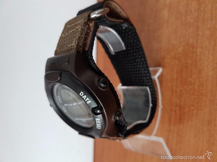 Relojes - Calypso: Reloj de caballero de cuarzo digital marca Calypso multifunción con correa de velcro, para su uso - Foto 4 - 58707284