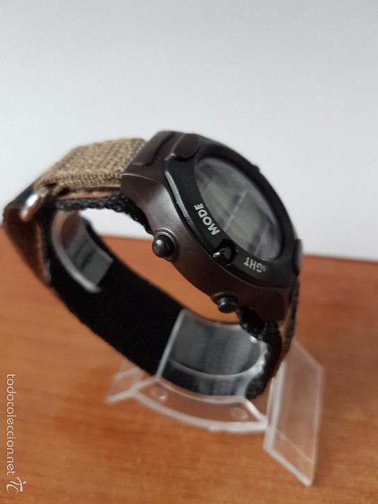 Relojes - Calypso: Reloj de caballero de cuarzo digital marca Calypso multifunción con correa de velcro, para su uso - Foto 9 - 58707284