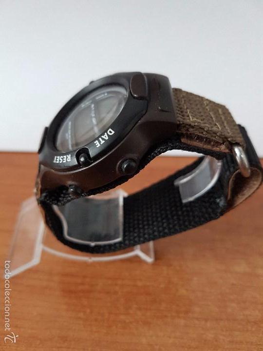 Relojes - Calypso: Reloj de caballero de cuarzo digital marca Calypso multifunción con correa de velcro, para su uso - Foto 11 - 58707284