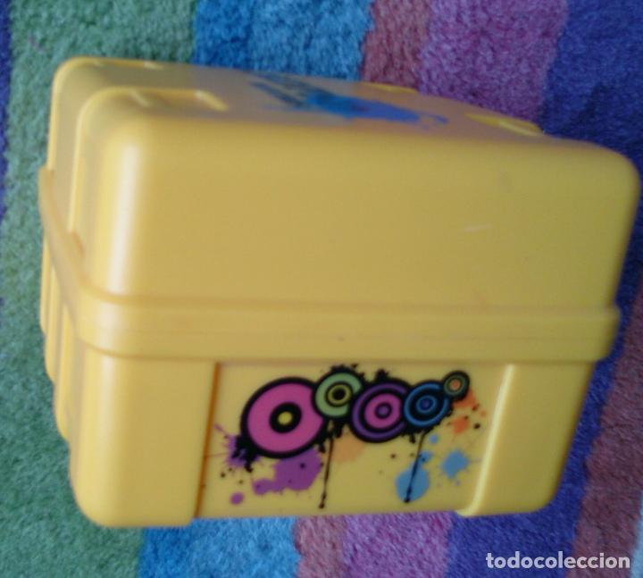 Relojes - Calypso: Caja plástico amarilla reloj Calypso Watch - Foto 2 - 75787867