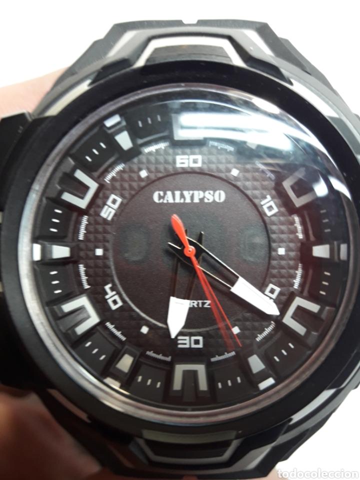 RELOJ CALYPSO DE QUARZO DISEÑO (Relojes - Relojes Actuales - Calypso)