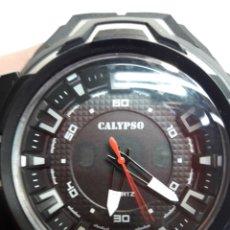 Relojes - Calypso: RELOJ CALYPSO DE QUARZO DISEÑO. Lote 110656332