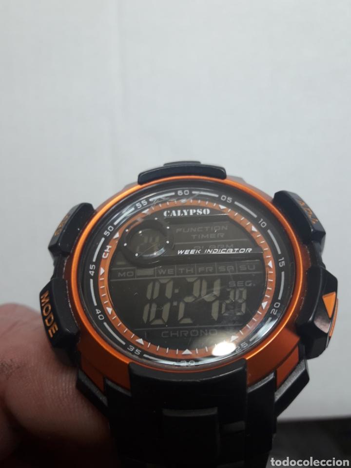 RELOJ CALYPSO DIGITAL (Relojes - Relojes Actuales - Calypso)