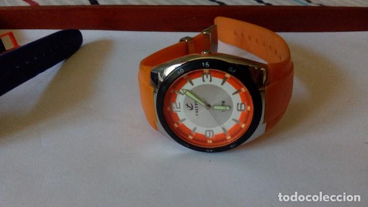 Relojes - Calypso: CONJUNTO DE DOS RELOJES DE CUARZO SWATCH Y CALYPSO - Foto 4 - 116388627