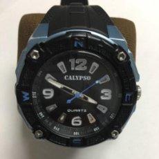 Relojes - Calypso: RELOJ CALYPSO QUARTZ JUVENIL COMO NUEVO. Lote 117215803