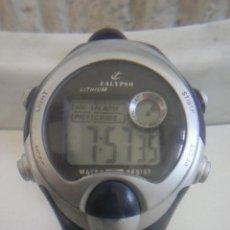 Relojes - Calypso: RELOJ DIGITAL CALYPSO. FUNCIONANDO.. Lote 117449555