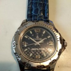 Relojes - Calypso: RELOJ CALYPSO ALPINE COLLECTION 2009 FUNCIONANDO. Lote 118095755