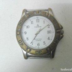 Relojes - Calypso: RELOJE CALYPSO, MAQUINA QUATZ - FABRICACION SWIZA - A FUNCIONAR!. Lote 119806659
