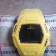 Relojes - Calypso: RELOJ DIGITAL CALYPSO. SIN PILA. Lote 120743183