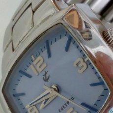 Relojes - Calypso: RELOJ CALYPSO ACERO INOXIDABLE. Lote 122115131