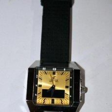 Relojes - Calypso: CALYPSO K5335 , ANALOGICO DIGITAL,TODO DE ACERO .. Lote 122908919