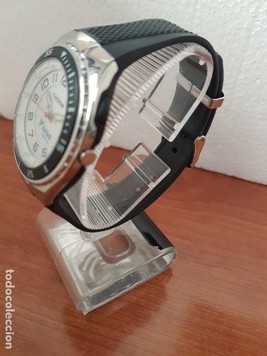 Relojes - Calypso: Reloj caballero cuarzo CALYPSO acero y silicona con correa de silicona original Calypso edición DISA - Foto 3 - 144546962