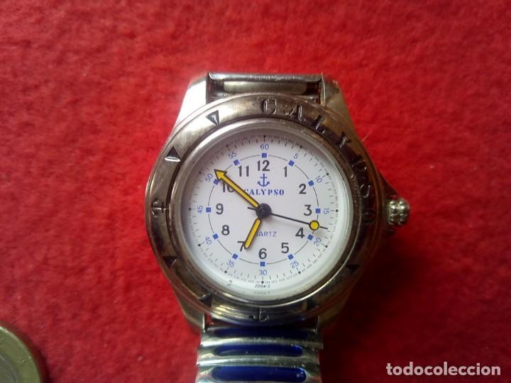 TUBAL RELOJ CALYPSO 2004 350 GRS (Relojes - Relojes Actuales - Calypso)