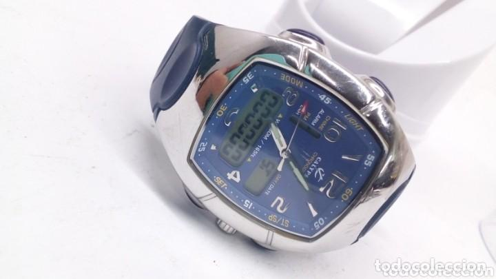 Relojes - Calypso: reloj calipso cronografo ,como nuevo en su caja - Foto 5 - 159958558