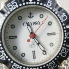 Relojes - Calypso: DEPORTIVO RELOJ DE LOTUS FIN STOK PRECIO DE TIENDA 3950 PESETAS LOTE WATCHES. Lote 173902765