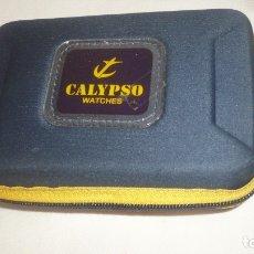 Relojes - Calypso: ESTUCHE RELOJ CALYPSO. Lote 176477008