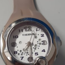 Orologi - Calypso: RELOJ CALYPSO DE MUJER MODELO K 5562 /4. Lote 182989646