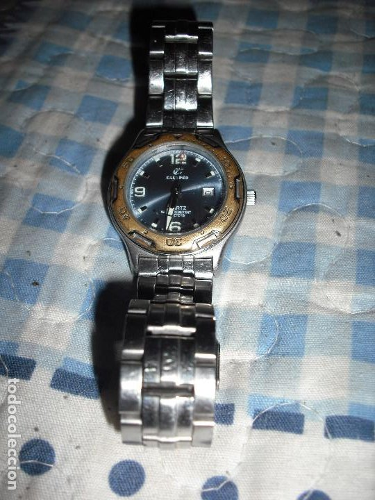 CALYPSO 5113 50 WATER RESISTANT REGISTERED MODEL COLLECTION (Relojes - Relojes Actuales - Calypso)