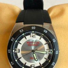 Relojes - Calypso: RELOJ CALYPSO QUARTZ MOTO CLUB ANDORRA. Lote 196360771