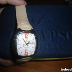 Relojes - Calypso: RELOJ CALYPSO FUNCIONANDO + ESTUCHE. Lote 201317771