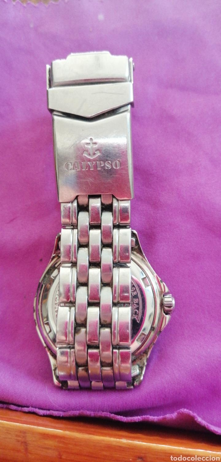 Relojes - Calypso: RELOJ DE PULSERA MARCA CALYPSO DE SEÑORA - Foto 3 - 201986155