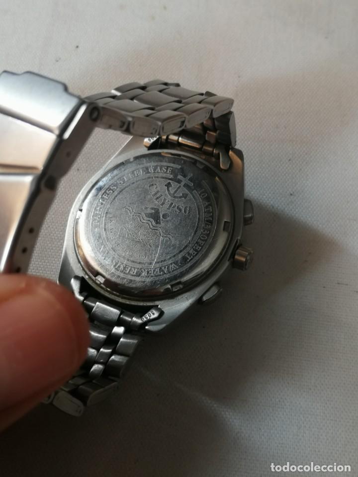 Relojes - Calypso: RELOJ DE CABALLERO CALYPSO CRONOGRAFO. QUARTZ.WR.1OOM. - Foto 7 - 212203891