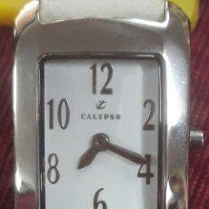 Relojes - Calypso: RELOJ SEÑORA CALYPSO R7000. Lote 219816870