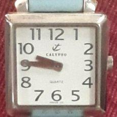 Relojes - Calypso: RELOJ SEÑORA CALYPSO K5228. Lote 219821155