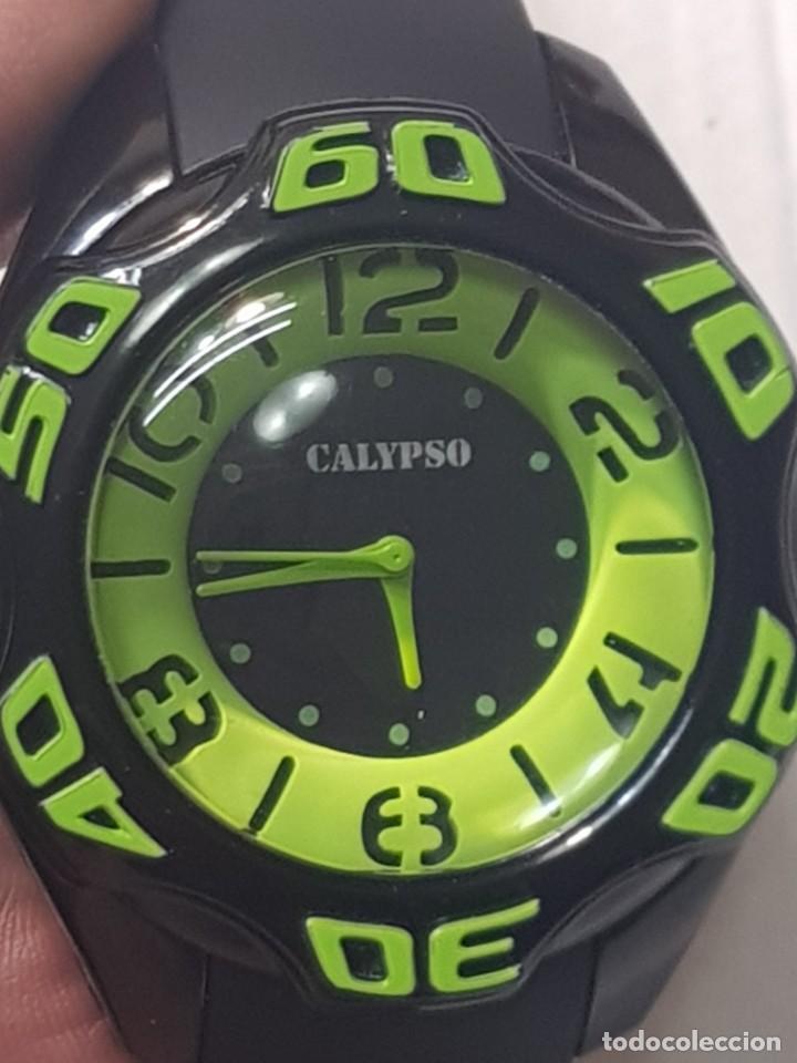 RELOJ CABALLERO CALYPSO SUMERGIBLE 10 AT SIN USO DISEÑO (Relojes - Relojes Actuales - Calypso)