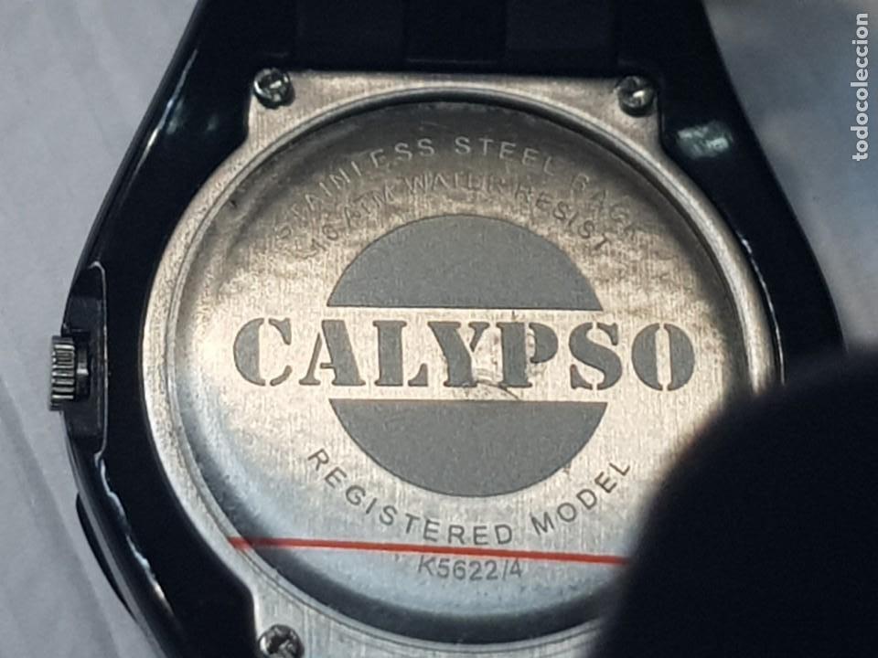 Relojes - Calypso: Reloj Caballero Calypso sumergible 10 AT sin uso Diseño - Foto 3 - 222252802