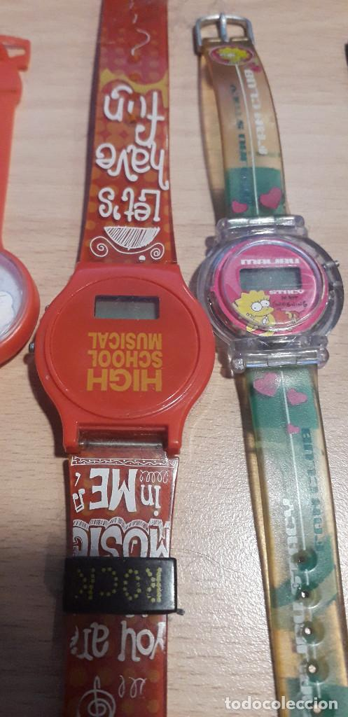 Relojes - Calypso: 01-00083 Pack 9 relojes niña - Foto 3 - 228795690