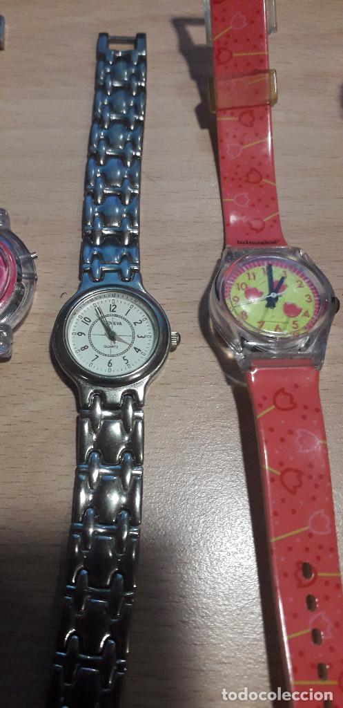 Relojes - Calypso: 01-00083 Pack 9 relojes niña - Foto 4 - 228795690
