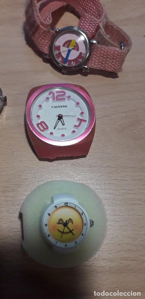Relojes - Calypso: 01-00083 Pack 9 relojes niña - Foto 5 - 228795690