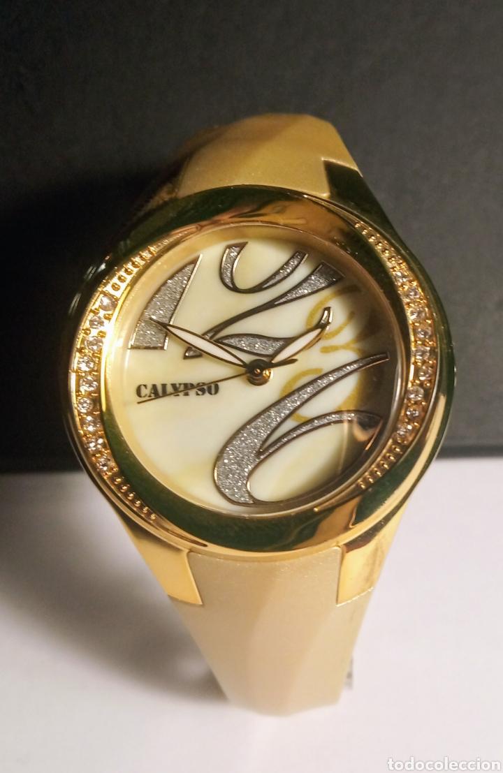 RELOJ CALIPSO PARA DAMA MODELO K5598/9 NUEVO DE TIENDA (Relojes - Relojes Actuales - Calypso)