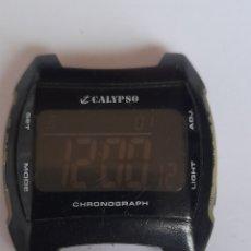 Relojes - Calypso: RELOJ CALIPSO, COLECCIONISTA. VER FOTOS Y DESCRIPCIÓN.. Lote 245053810