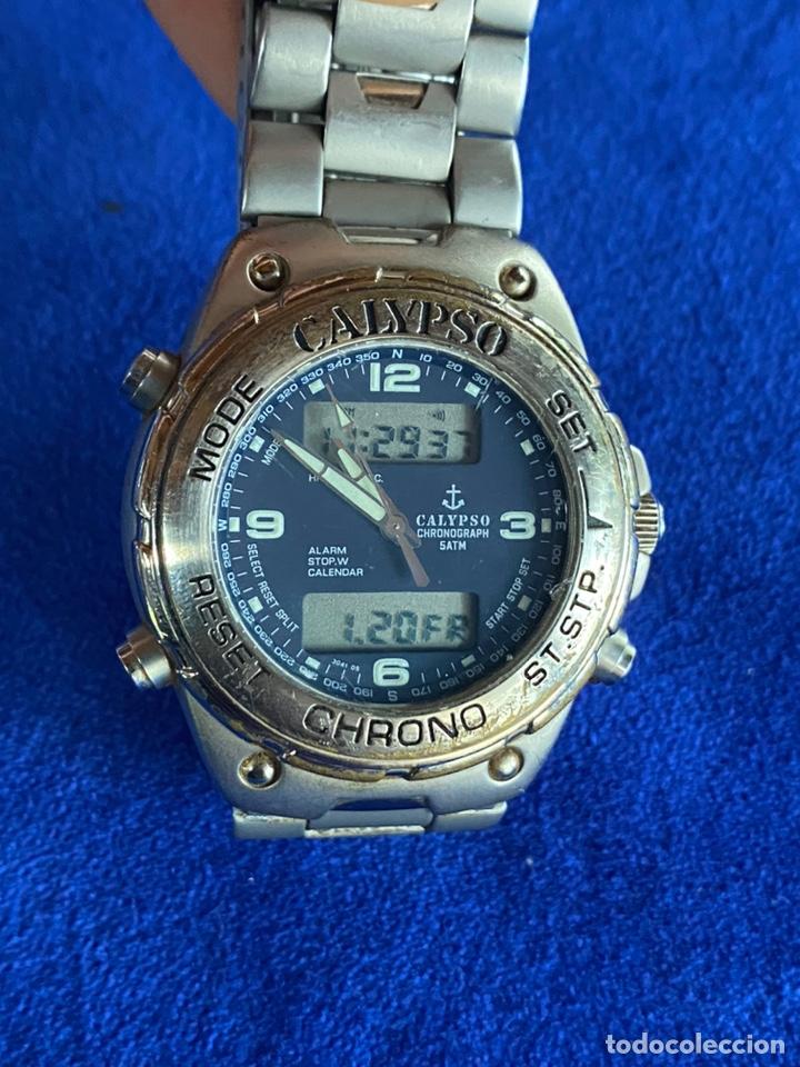 Relojes - Calypso: Reloj Calypso Chronograph 5ATM - Foto 2 - 245549420