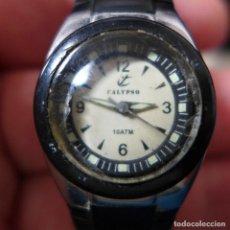 Relojes - Calypso: RELOJ DE PULSERA CALYPSO 6043. Lote 256083680