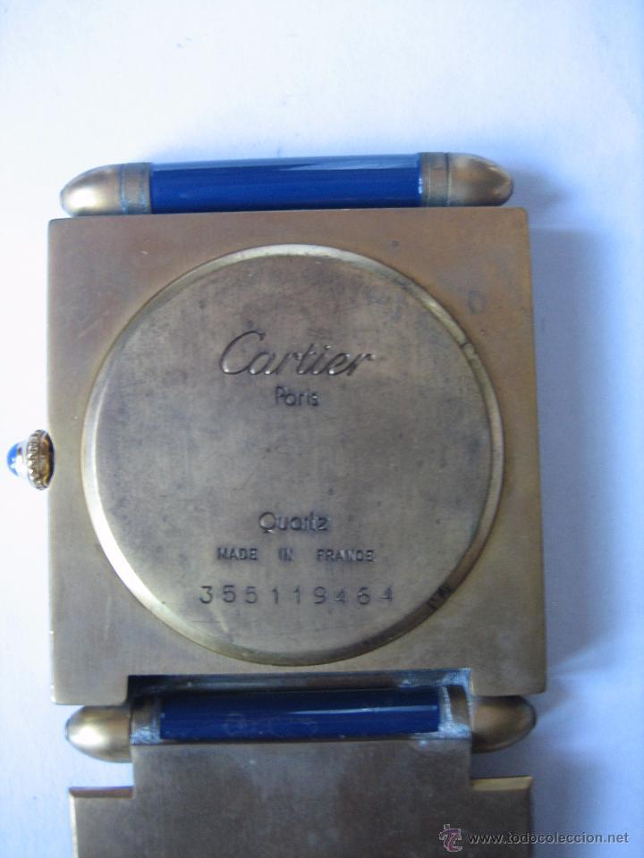 Relojes - Cartier: Insripción - Foto 5 - 51050074