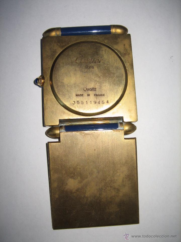 Relojes - Cartier: dorso abierto - Foto 6 - 51050074