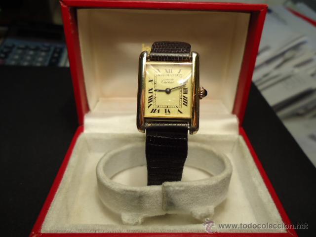 Relojes cartier de mujer precios
