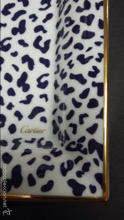 Relojes - Cartier: BANDEJA O VACIA BOLSILLOS DE CARTIER, PORCELANA DE LIMOGES - Foto 7 - 110275442