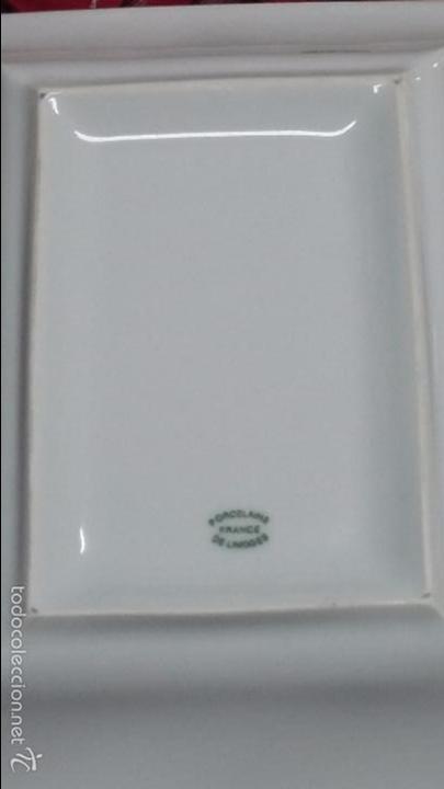 Relojes - Cartier: BANDEJA O VACIA BOLSILLOS DE CARTIER, PORCELANA DE LIMOGES - Foto 9 - 110275442