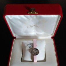 Relojes - Cartier: RELOJ EN ORO BLANCO, CARTIER, MOD. LOVE.. Lote 66893050