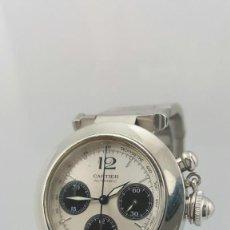 Relojes - Cartier: CARTIER PASHA CHRONOGRAPH-¡¡COMO NUEVO!!. Lote 71093193
