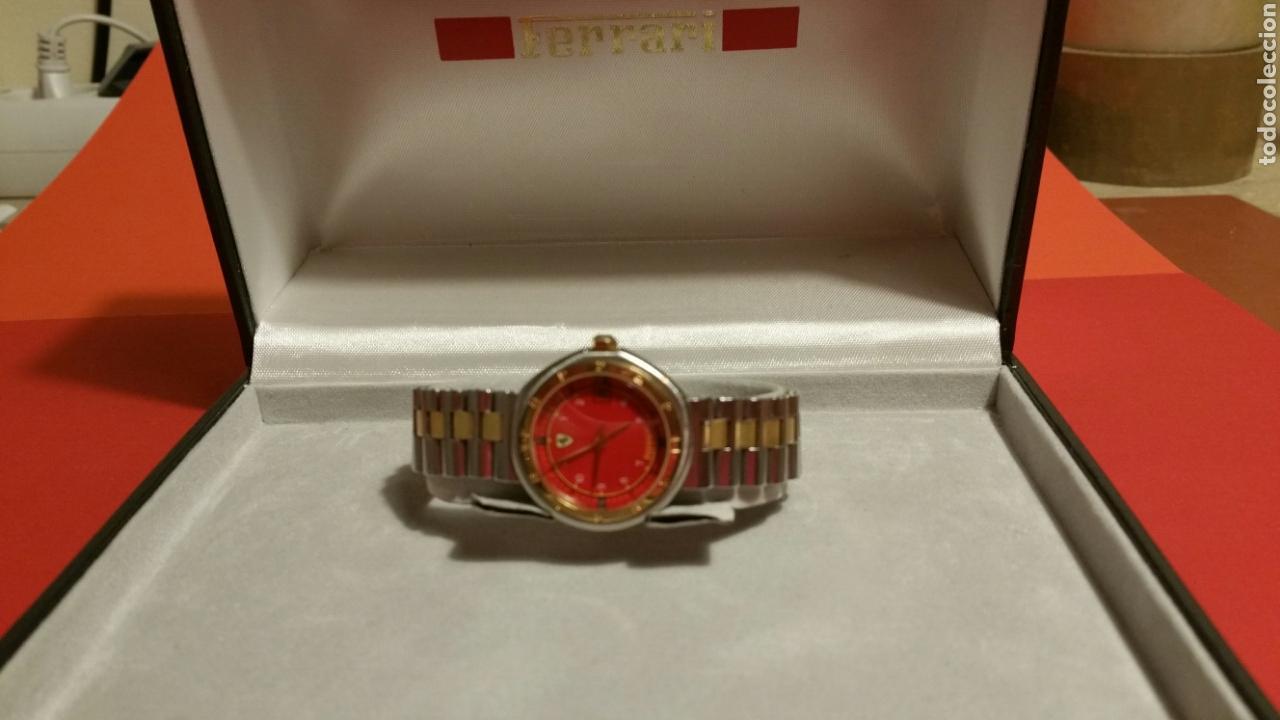 Relojes - Cartier: Reloj Cartier Ferrari de mujer. - Foto 5 - 72690137