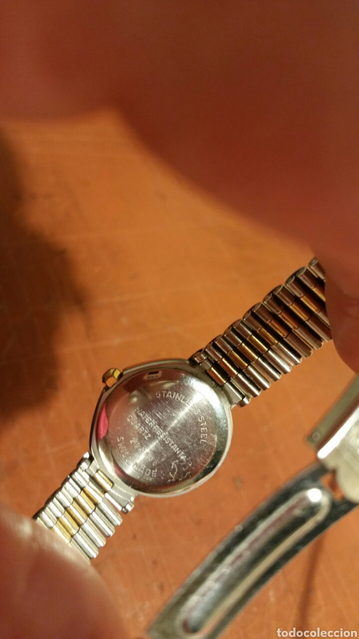 Relojes - Cartier: Reloj Cartier Ferrari de mujer. - Foto 6 - 72690137