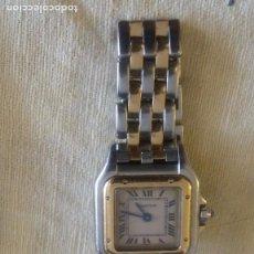 Relojes - Cartier: CARTIER DE ACERO Y ORO. Lote 89507224