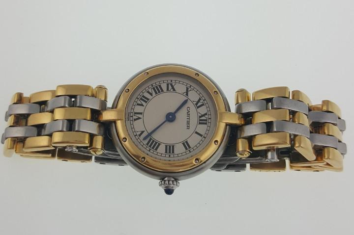 Relojes - Cartier: CARTIER PANTHERE ORO 18K. Y ACERO-MUJER ¡¡COMO NUEVO!! - Foto 4 - 97969127