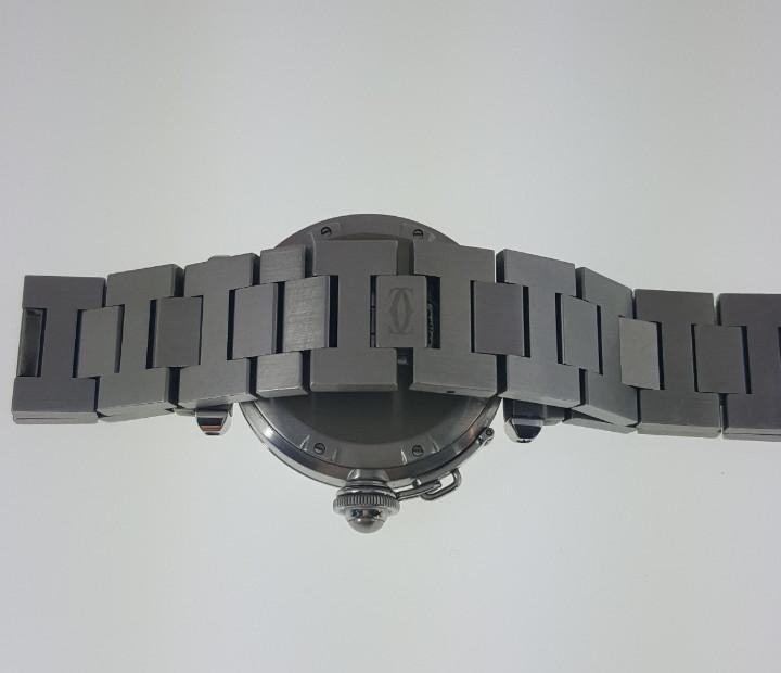 Relojes - Cartier: CARTIER PASHA DATE ACERO ¡¡COMO NUEVO!! - Foto 2 - 104920115