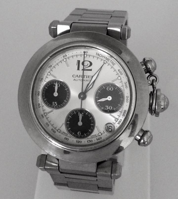 CARTIER PASHA CHRONOGRAPH-¡¡COMO NUEVO!! (Relojes - Relojes Actuales - Cartier)